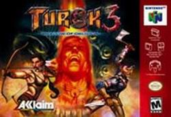 Turok 3 - Shadow of Oblivion (USA) Box Scan